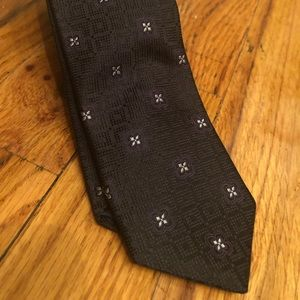 TED BAKER LONDON SILK TIE
